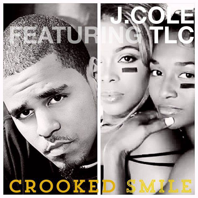 J Cole  Crooked Smile  Listen watch download and